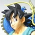 Dragonball Z Amazing Arts Bust Figure Part 1: Son Goku & Shenron