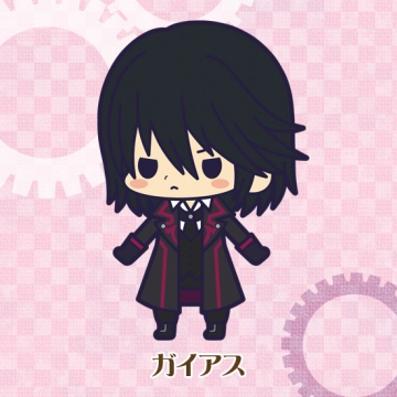 главная фотография Rubber Strap Collection Tales of Xillia 2: Gaius