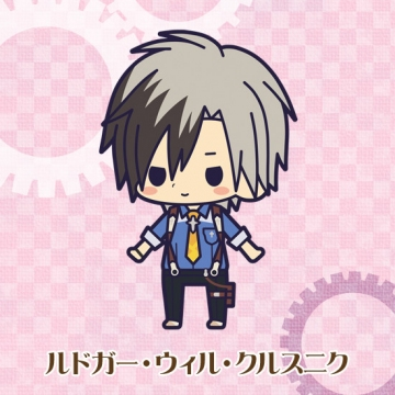 главная фотография Rubber Strap Collection Tales of Xillia 2: Ludger Will Kresnik