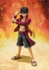 фотография Figuarts ZERO: Monkey D. Luffy FILM Z Battle Clothes Ver.