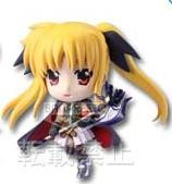 главная фотография Ichiban Kuji Mahou Shoujo Lyrical Nanoha The Movie 2nd A's: Fate Testarossa Kyun-Chara