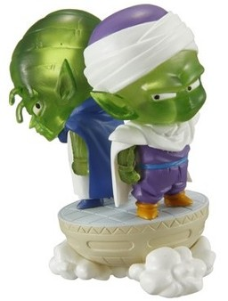 главная фотография Dragon Ball Z Petit Imagination 2: Piccolo & Kami-sama Translucent Ver.