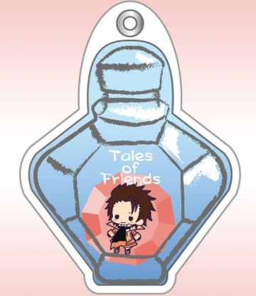 главная фотография -es series nino- Tales of Friends Gel Charm Collection Vol.1: Alvin