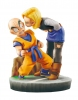 фотография Dragon Ball Capsule Neo Cell-Kai: Kulilin & Android #18
