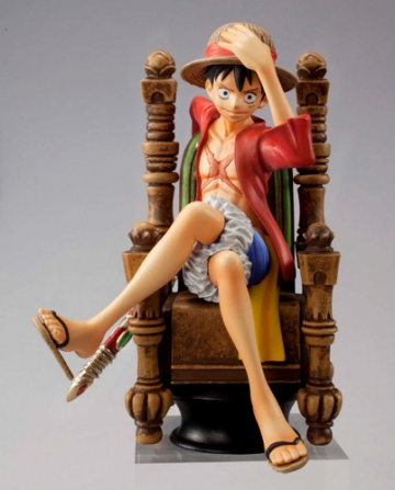 главная фотография Chess Piece Collection R One Piece Vol.2: Monkey D. Luffy