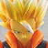 High Spec Coloring Figure: Super Saiyan Gogeta