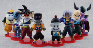 фотография Dragon Ball Z World Collectible Vol. 5: Caos