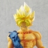 High Spec Coloring Figure: Super Saiyan Son Goku