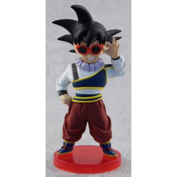 главная фотография Dragon Ball Z World Collectable Figure vol.5: Son Goku