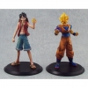 фотография Dragon Ball X One Piece Kai DX: Luffy