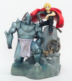 главная фотография Book-in Figure: Edward Elric & Alphonse Elric