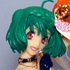 Ichiban Kuji Kyun-Chara Premium Macross F#5: Ranka Lee Wish Of Valkyrie Ver.