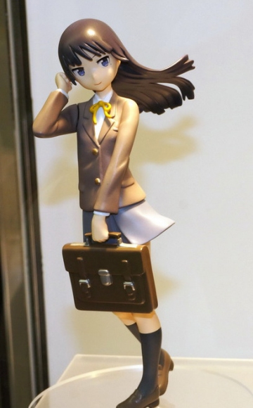 главная фотография High Grade Figure: Gokou Ruri School Uniform ver.