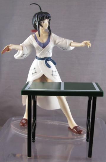 главная фотография Visual Package Figure Ping Pong/Onsen Set: Kanako Urashima White Ver.