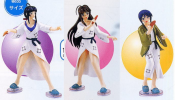 фотография Visual Package Figure Ping Pong/Onsen Set: Naru Narusegawa White Ver.