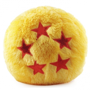 главная фотография Dragon Ball Kai Super DX Seven Stars Plush: Dragon Ball (5 Star)