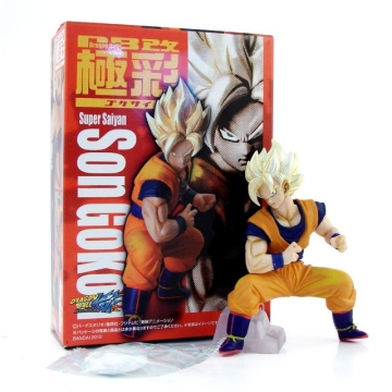 главная фотография Dragon Ball Kai Gokusei Candy Toys: Son Goku Super Saiyan