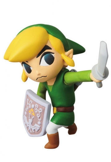 главная фотография Ultra Detail Figure No.178: Nintendo Series 1: Link The Wind Waker Ver.
