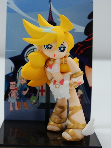 главная фотография Ichiban Kuji Panty & Stocking with Garterbelt: Panty Card Stand Figure