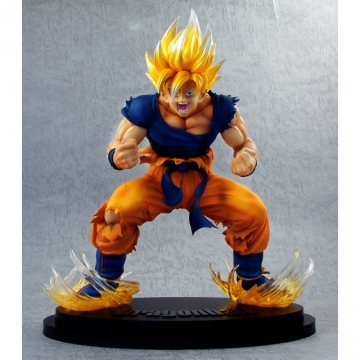 главная фотография Super Figure Art Collection: Son Goku SSJ