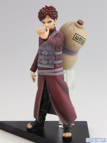 главная фотография Shinobi Relations DX Figure vol.3: Gaara