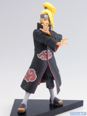 главная фотография Shinobi Relations DX Figure vol.3: Deidara