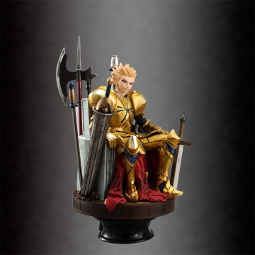 главная фотография Chess Piece Collection R Fate/Zero: Gilgamesh