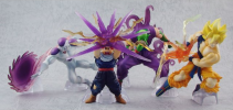 фотография Super Effect Action Pose Figure Vol.1: Freeza