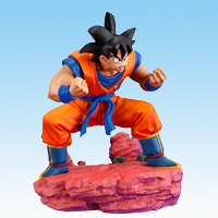главная фотография Dragon Ball Kai Rival Series Capsule: Son Goku