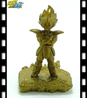 главная фотография Dragon Ball Kai Rival Series Capsule: Vegeta Golden Ver.
