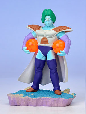 главная фотография Dragon Ball Kai Rival Series Capsule: Zarbon