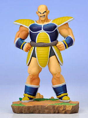 главная фотография Dragon Ball Kai Rival Series Capsule: Nappa