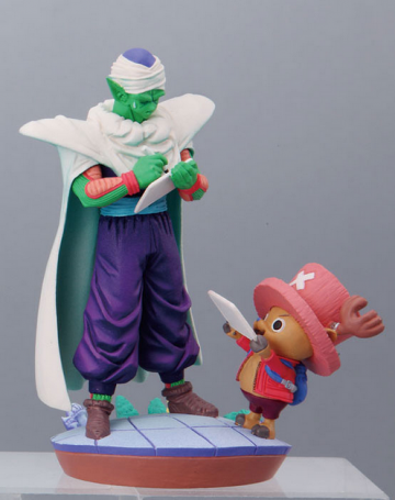 главная фотография Dragonball Z x One Piece Capsule Neo: Piccolo & Chopper