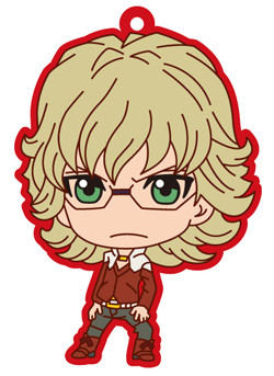главная фотография DemaPuchi Rubber Collection Tiger & Bunny: Barnaby Brooks Jr.