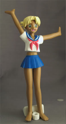 главная фотография Love Hina Girl's Real Figure: Kaolla Su