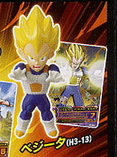 главная фотография Dragon Ball Heros Collection: Vegeta SSJ