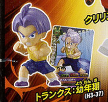 главная фотография Dragon Ball Heros Collection: Trunks