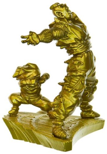главная фотография Dragon Ball Kai Capsule Neo Battle Highlight Piccolo & Gohan Golden Ver.