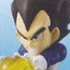 Dragon Ball Kai Led Light KeyChain: Vegeta