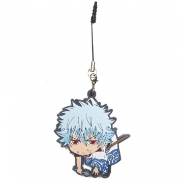 главная фотография Earphone Jack Accessory Strap: Sakata Gintoki