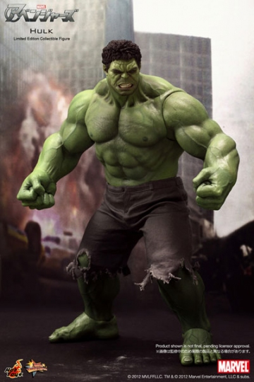главная фотография Movie Masterpiece: The Avengers – Hulk