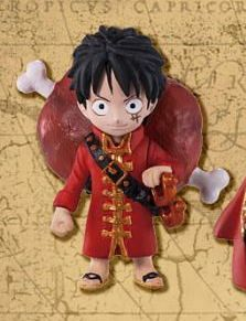 главная фотография One Piece Collection Movie Z: Monkey D. Luffy
