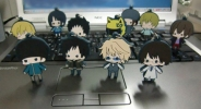 фотография es Series Rubber Strap Collection Durarara!!: Karisawa Erika