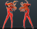 фотография PM Figure Shikinami Asuka Langley Plugsuit 02 Eyepatch Ver.