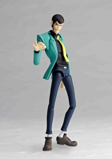 главная фотография Revoltech Yamaguchi Series No.129: Lupin the 3rd TV Animation First Series Ver.