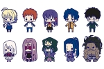 фотография es Series Rubber Strap Collection Fate/stay night chapter 1: Saber