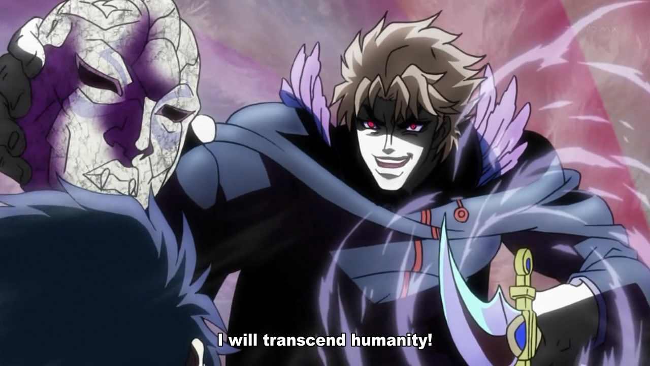 Ive Decided To Split This Review Into Two As These First 9 Episodes Cover The Story Ark Phantom Blood And Episode 10 Onwards Starts Second