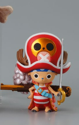 главная фотография Super One Piece Styling Film Z: Tony Tony Chopper