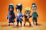 фотография Mininja Blind Box Collection Series 01: Uchiha Itachi