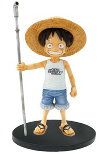 главная фотография The Grandline Children DXF Figure Luffy Ultimate Cruise SP Ver.